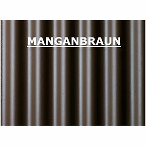 (14 EUR/m²) Faserzementplatten Zementfaserplatten Wellplatten Profil 6