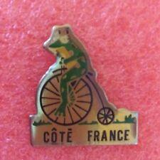 Pins GRENOUILLE sur GRAND BI Côté FRANCE Vélo Bicyclettes Bike Frog