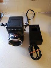 Rolleiflex SLX Medium Format Camera with 80mm planar, No Battery
