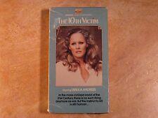 THE 10TH VICTIM URSULA ANDRESS SCI-FI VHS RARE! 1ST EDITION ORIGINAL EMBASSY