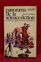 Panorama de la science-fiction - Van Herp Jacques