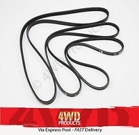 Fan/Drive Belt SET for Toyota Hilux 4WD RZN169 RZN174 2.7P 3RZ-FE (97-02)