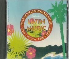 Wea-Wea Latino-Rhino Latin Music Sampler Latin Music CD New