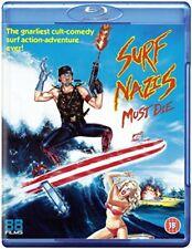 Surf Nazis Must Die Blu-ray 1987 Cult Film Movie 88 Films UK Release