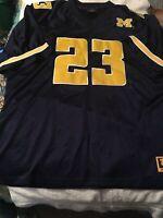 Michigan  #23 JERSEY Baseball  Team Spirit Size  XX Large