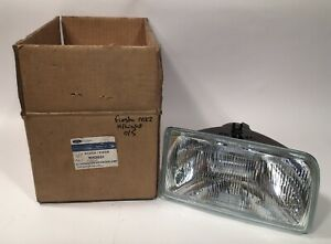 Ford Fiesta MK2 Head Light - RHS Genuine New Old Stock