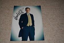Gerard McCarthy signed autógrafo en persona 20x25 cm titanic Blood and Steel