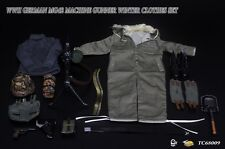 Toys City WWII German MG42 Machine Gunner Winter Clothes Set TC-68009