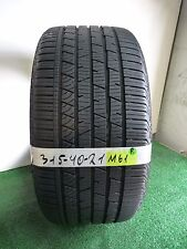 ★ Continental Cross contact LX Sport M0  315 40 21 111H ★ Used Tire 90% # M61