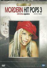 CHRISTINA AGUILERA ( MORDERN HIT POPS 3 )  NEW  DVD