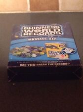Guiness World  Records Marble Set