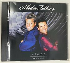 Modern Talking - Alone: The 8th album (1999 BMG import) FREE USA SHIP