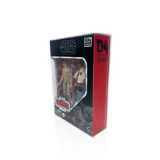 Lot 1 5 20 30 Protector Case For Star Wars Black Series Deluxe Action Figure Box
