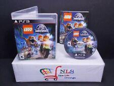 PS3 Game LEGO Jurassic World