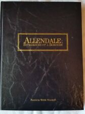 Allendale: Background of A Borough (1994 HC) Allendale (NJ) Historical Society