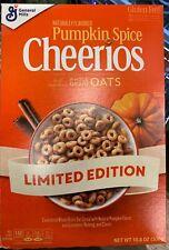 General Mills Pumpkin Spice Cheerios 10.8 oz