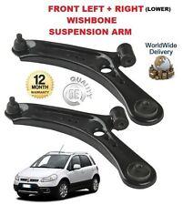 Pour Fiat Sedici 06 & gt avant gauche + droit clavicule traction bras contrôle suspension