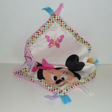 Doudou Souris Disney - Minnie - Papillon