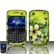 Hawaiian Flower Case Phone Cover BlackBerry Curve 8530