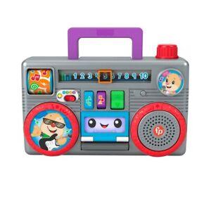 Fisher-Price Ridi e Impara Stereo Baby DJ