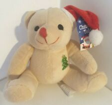 Christmas Teddy Plush Soft Toy Teddy Gift Brand New With Tags  christmas gift