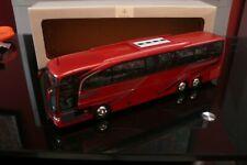 1/50 Scale Mercedes Benz Travego Metallic Purple Coach Bus Super Rare n NZG SIKU