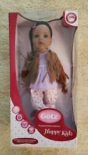 Gotz Chosen HONOR Happy Kidz Doll Limited Edition African American NRFB