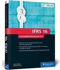 IFRS 16 – Leasingbilanzierung mit SAP von Anke Köppe und Sabine Toman (2017, Gebundene Ausgabe)
