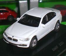 WELLY NEX MODELS MINIATURE BMW 335i DIECAST METAL PC BOX SCALE 1:87 HO NEW OVP