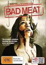 Bad Meat (DVD, 2012)