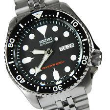 Seiko Men Automatic Scuba Dive Watch SKX007 SKX007K2 SKX007K