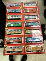 Vintage Life-Like Bicentennial Spirit of '76 Train Models Set of 14