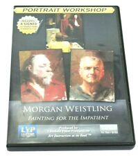 Morgan Weistling: Painting for the Impatient - Art Instruction 2 DVD Set