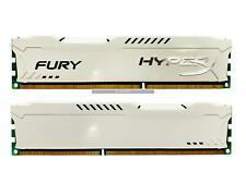 Kingston 4GB 8GB DDR3 1066 1333 1600 1866 MHz FURY Desktop PC Memory HYPEP X LOT