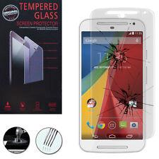 Panzerglas für Motorola Moto G2 (2nd Gen) 2015 Echtglas Display Schutzfolie