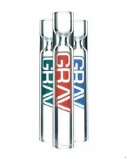 Grav Labs 9mm Clear Taster Pack of 10 100% Authentic