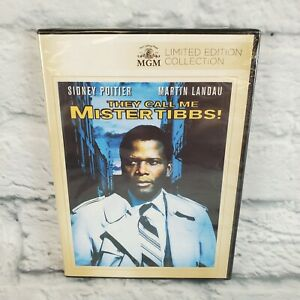 They Call Me Mister Tibbs Limited Edition Collection DVD Sidney Poitier