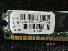 VIRTIUM - VL393T5263F-E7Y - 4GB DDR2 Registered ECC PC2-6400 800Mhz 2Rx4 Memory