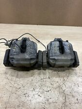 2012 BMW 528i Front Left & Right Disc Brake Calipers OEM AM