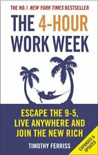 NEW The 4-Hour Work Week By Timothy Ferriss Paperback (Free Shipping)