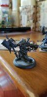 chief Madrak Ironhide warlock metal warmachine hordes warhammer