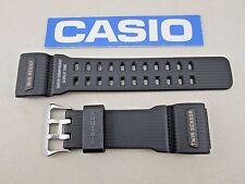 Genuine Casio G-Shock Mudmaster GG-1000-1A GG-1000 black resin watch band strap