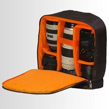 HORUSBENNU HS-291333 Backpack Partition Lens DSLR Camera Insert Padded Bag Case