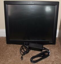 """Planer PT191MU-BK 19"""" Touch Screen Monitor w/ speakers for POS *with power cord*"""