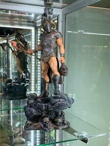 Sideshow EXCLUSIVE  Frazetta DEATH DEALER Quarantine Studio Deluxe Statue