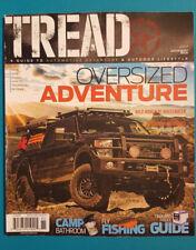 TREAD Oversized Adventure July/August 2017 english ungelesen 1A absolut TOP