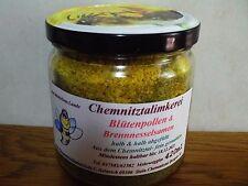 Pollen & Brennnessel Samen gemahlen aus dem Chemnitztal von Chemnitztalimkerei