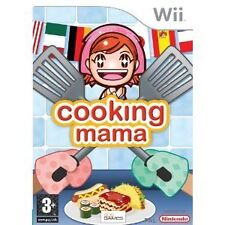 Nintendo Wii Spiel Cooking Mama RAR !!! Neu