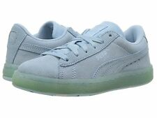 a15bea4d813 Puma Kids Suede Classic Ice Mix Sneakers Shoes Size 1 Youth US