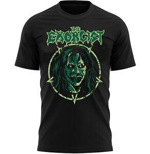 The Exorcist Halloween T-Shirt Adults Novelty Horror Shirt Top Gift For Men